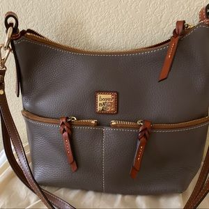 Dooney & Bourke Zipper Pocket Sac